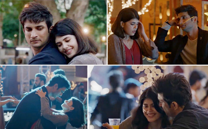 Taare Ginn From Dil Bechara OUT! A Serene Sushant Singh Rajput & Sanjana Sanghi Bring Calm To Our Chaotic Lives