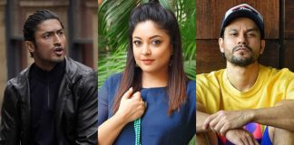 "Tanushree Dutta Stands With Vidyut Jammwal & Kunal Kemmu: ""Is It So Hard To Show Some Encouragement & Appreciation??"""