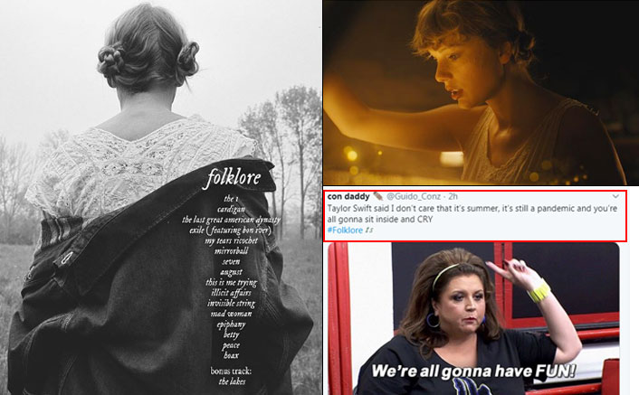 Taylor Swift's Album Folklore Has Been Reviewed By Twitterati & You Can't Miss The Reactions