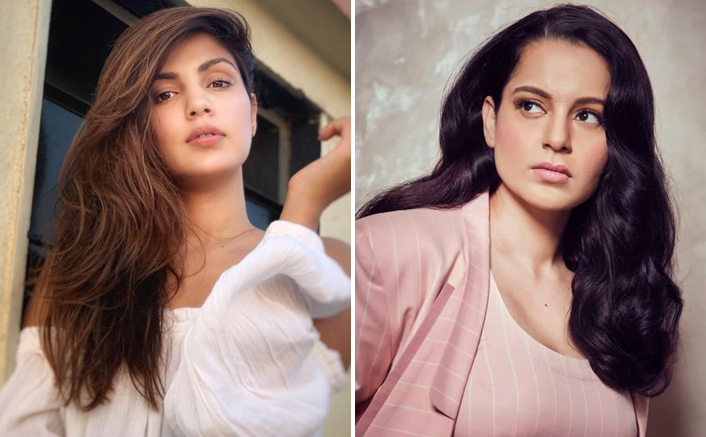 Team Kangana Ranaut Alleges Bollywood's 'Suicide Gang' For Using Rhea Chakraborty As A Scapegoat