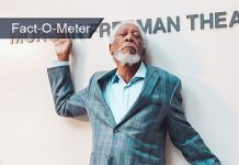 Fact-O-Meter: Did You Know? Morgan Freeman Started Acting As A Punishment