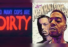 The Adventures of Moon Man and Slim Shady: In Latest Rap, Kid Cudi & Eminem Call Out Dirty Cops Who Killed George Floyd & It's Amazeballs!