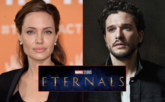 The Eternals: The First Look Of Angelina Jolie & Kit Harington Led Marvel Film Coming Soon?
