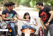 "The ""filmy"" bike for Sushant Singh Rajput and Mukesh Chhabra in Dil Bechara"