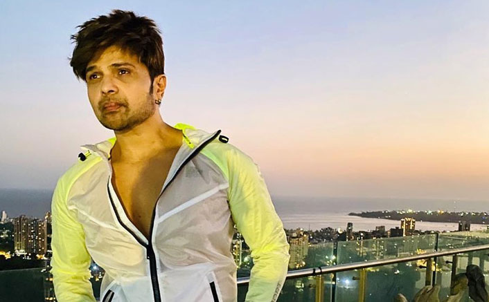 The Hit-Machine Himesh Reshammiya is full of mixed emotions as he resumes the shooting of 'Lil Champs'.(Pic credit: realhimesh/Instagram)
