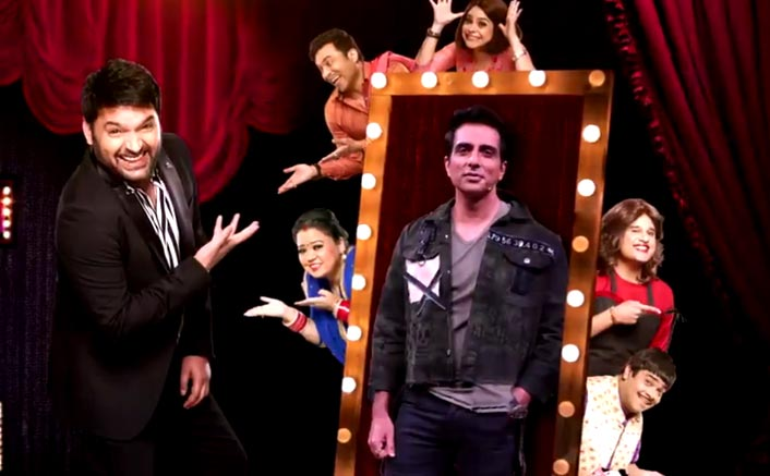 The Kapil Sharma Show: 'National Hero' Sonu Sood Gets Emotional While Watching The Footage Of People Praising Him