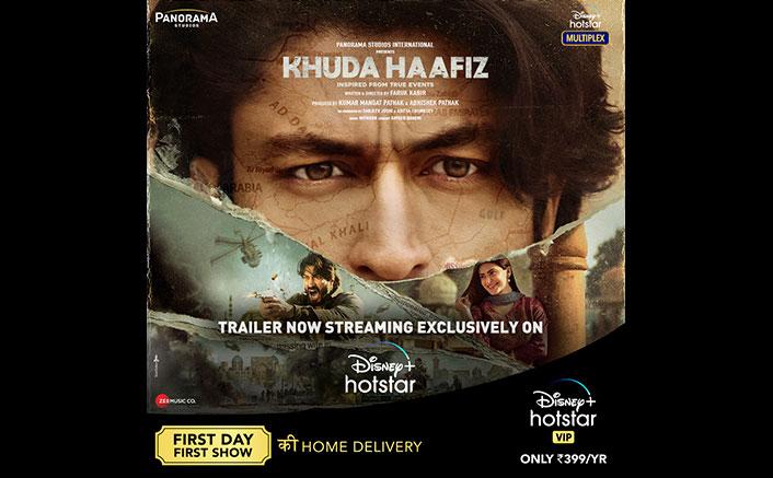 Khuda Haafiz Trailer: Vidyut Jammwal & Shivaleeka Oberoi Promise An Intriguing Romantic Action-Thriller!