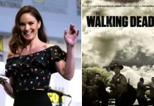 "The Walking Dead Actor Sarah Wayne Callies Reveals She NEVER Saw The Show: ""It Scared Me"""