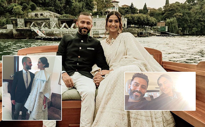 Sonam Kapoor & Anand Ahuja's Everyday Is Phenomenal, Be It Then Or Now!
