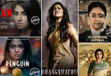 These 5 women empowering south movies on Amazon Prime Video will surely strike you with awe!