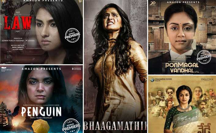 From Mahanati To Penguin: 5 South Film On Women Empowerment Available On Amazon Prime Video