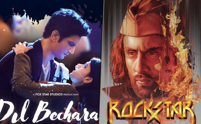 This Parallel Between Dil Bechara & Rockstar About Sanjana Sanghi Is Driving Me Crazy & It's More Than You Think!