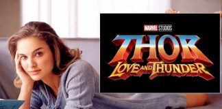 Thor: Love And Thunder: Natalie Portman Says She's The 'Mighty Thor', Talks About Gaining Muscles For Her Role!
