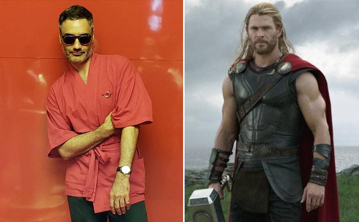 Thor: Love And Thunder Will Be VERY Romantic & Insane, Reveals Taika Waititi! (Pic credit: Instagram/taikawaititi)
