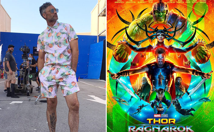 Thor: Ragnarok: Loved Led Zeppelin's Immigrant Song In Chris Hemsworth Starrer? Taika Waititi Reveals The Reason For Using It(Pic credit: Instagram/taikawaititi)