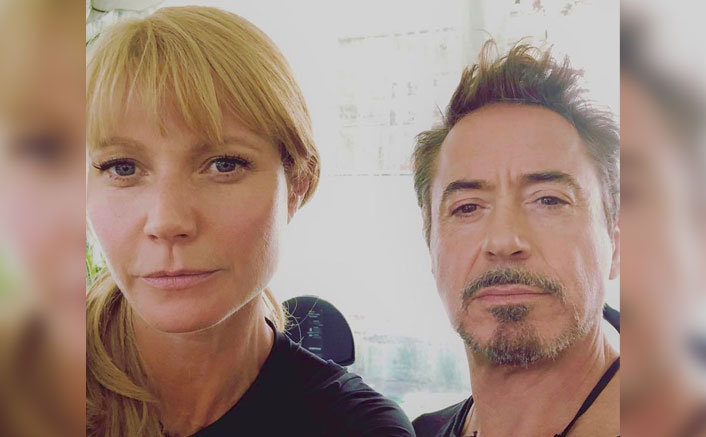 #ThrowbackThursday: When 'Iron Man' Robert Downey Jr Made A Toast For 'Pepper Potts' Gwyneth Paltrow On Her Wedding Day! (Pic credit: robertdowneyjr/Instagram)