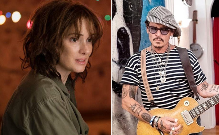 #ThrowbackThursday: When Johnny Depp Would Turn Up On Sets With Eyes Full Of Tears After Break-Up With Winona Ryder!(Pic credit: Instagram/johnnydepp still from stranger things)