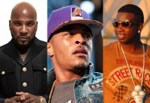 "TI & Jeezy Discuss Potentially Ending Beef With Gucci Mane, Say It Will Be Like ""Mafia Backroom Conversations"""