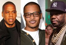 TI Would Prefer Battling Jay-Z Because He Thinks 50 Cent Is 'Intimidated By His Bravo' (Pic credit: 50cent/Instagram, IMDB)