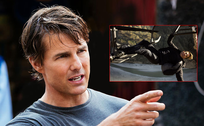 Tom Cruise Brings His Helicopter To A Golf Course & That's The 'Mission Impossible' Only He Can Be Successful At!