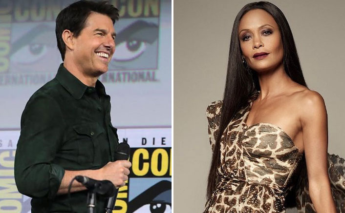 "Thandie Newton On Her SCARY Experience Of Working With Tom Cruise: ""He Gets So Frustrated With..."""