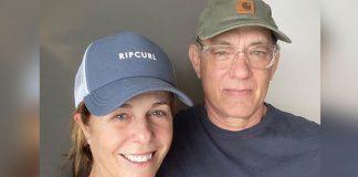 Tom Hanks & Rita Wilson Flies Off To Greece For A Vacation