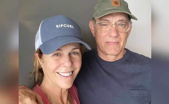 Tom Hanks & Rita Wilson Flies Off To Greece For A Vacation