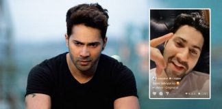 Varun's new video is dedicated to 'saare ladkiyon ko'