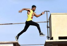 Vicky Kaushal yearns to break free