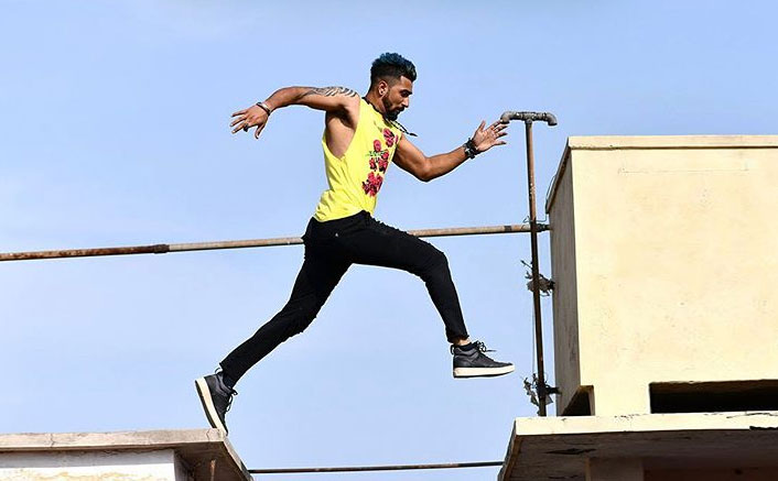 Vicky Kaushal Is All Set To Jump To The Other Side Of The Lockdown
