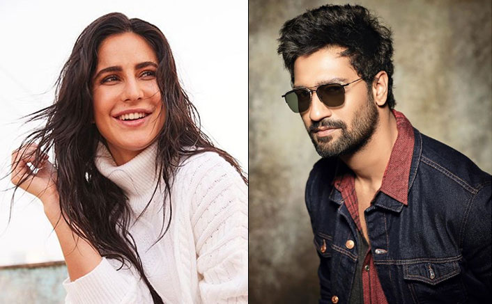 Vicky Kaushal Wishes Katrina Kaif A Happy Birthday By Sharing A Quirky Picture