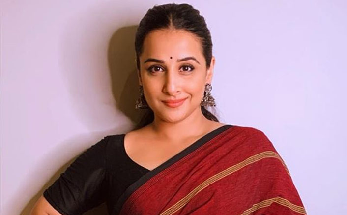 Vidya Balan Does NOT Discuss Her Films With Anyone, Not Even Her Team!