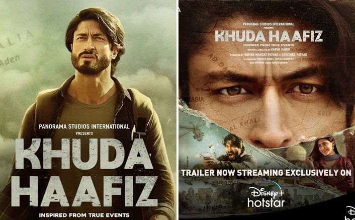 Vidyut Jammwal glad his upcoming film 'Khuda Haafiz' will launch on OTT