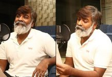 Vijay Sethupathi starts dubbing for 'Laabam'