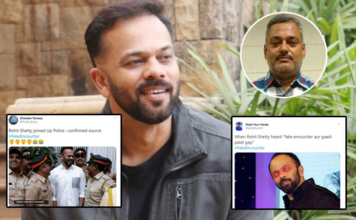 Vikas Dubey Encounter: Netizens Drag Rohit Shetty To Create These Memes Ft. Simmba, Gangs Of Wasseypur & Abhishek Upmanyu