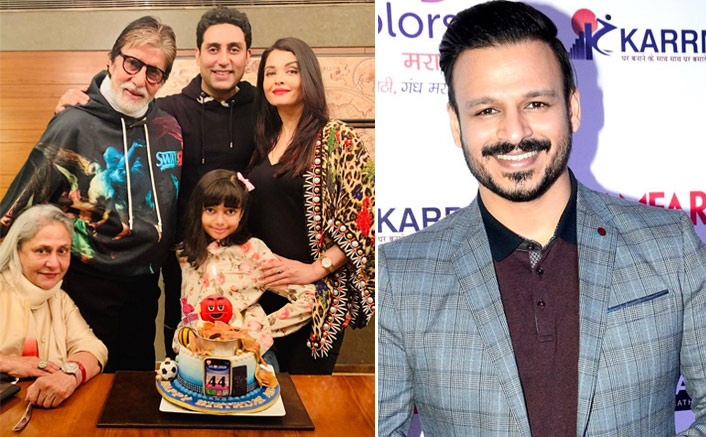 Vivek Oberoi Wishes A Speedy Recovery For Aishwarya Rai Bachchan & The Bachchan Family