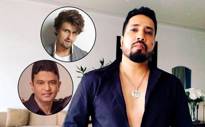 "WAIT, WHAT! Mika Singh Says, ""Sonu Nigamji & Bhushan Kumar Are Like Boyfriend Girlfriend"""