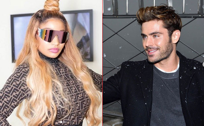 Wait, What! Niki Minaj Wanted To Give Her Relation With Zac Efron A Chance 'Cause Of Latter's Bedroom Prowess?