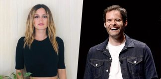 What? Rachel Bilson and Bill Hader Split After Less Than A Year Of Dating