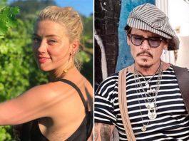 "When Amber Heard Termed Divorce Rumours With Johnny Depp As ""Horrible Misrepresentations"""