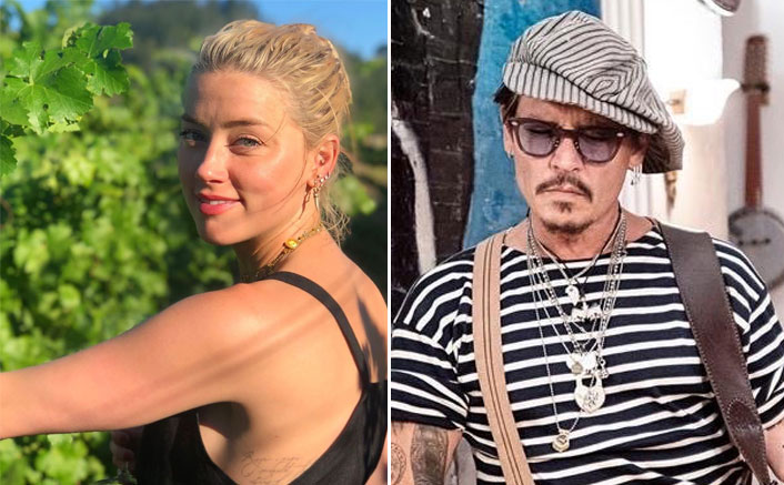 When Amber Heard QUASHED The Divorce Rumours With Johnny Depp (Pic credit: amberheard/Instagram johnnydepp/Instagram)