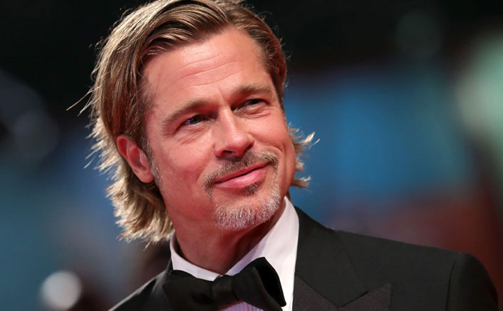 When Brad Pitt Wore A Mini Sequin Dress For A Cover Shoot & Looked Breathtakingly Handsome, WATCH!