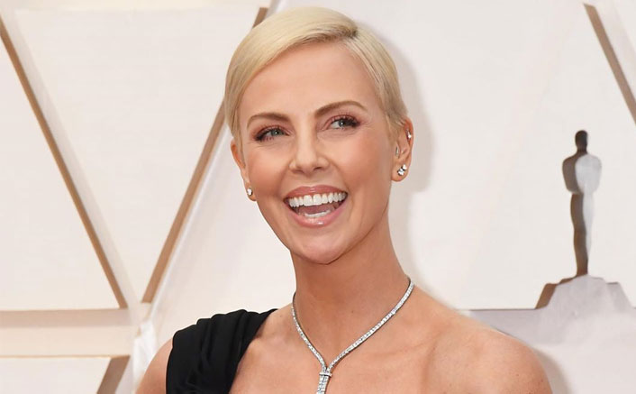 WHAT! Charlize Theron Enjoyed Marijuana Sessions With Her Mom