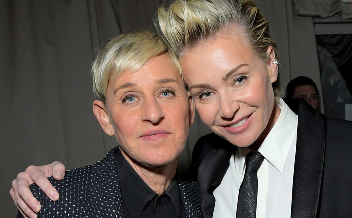 When Ellen DeGeneres' Wife Portia De Rossi Made A BIG Revelation On Not Having Kids!