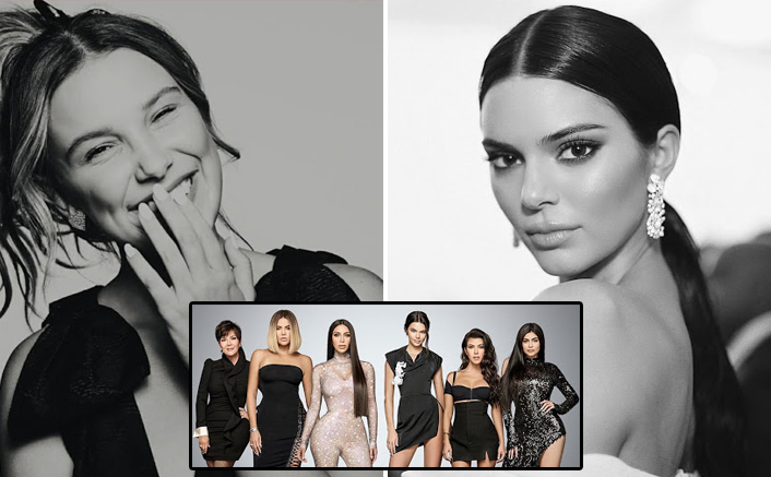 When Millie Bobby Brown Did The Kardashian Signature 'OKURRR' & Kendall Jenner Turned A Fan Girl, WATCH
