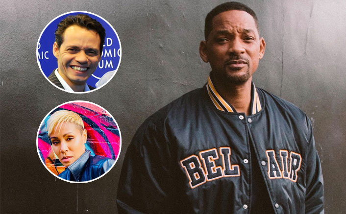 When Will Smith Reportedly CAUGHT Wife Jada Pinkett Smith-Marc Anthony Red Handed & Was Crying Over It!