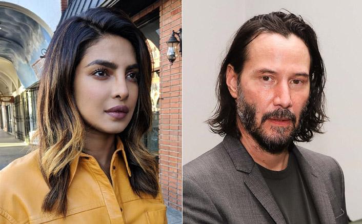 Whoa! Priyanka Chopra Kickstarts The Shooting For Keanu Reeves' Led Matrix 4? Deets Inside