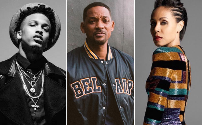 August Alsina REACTS To Jada Pinkett Smith's Red Table Talk With Will Smith & Asks Why The Word 'Entanglement' Is An Issue?