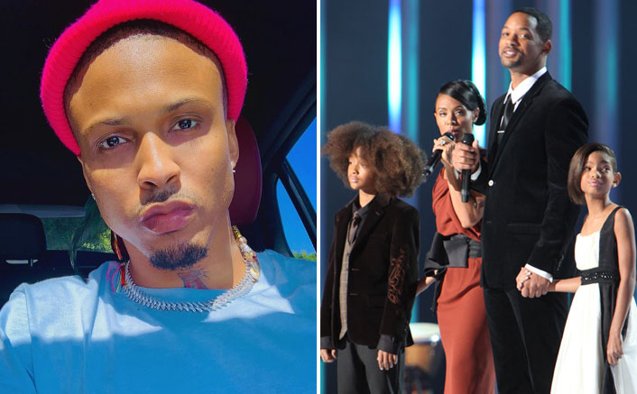 Will Smith & Jada Pinkett's Kids Are Glad After The Couple Addressed Her 'Entanglement' With August Alsina