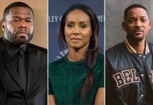 Will Smith uses the F word in leaked messages to 50 Cent over Jada Smith's affair